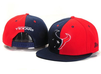 Houston Texans New Type Snapback Hat YS 6R14